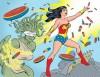 Wonder Woman MAC Ad