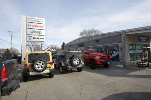 Bobb Auto Group supports Wounded Warrior Project