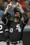 Buehrle pitches White Sox past Indians