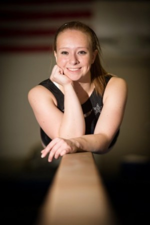 Tannehill is South Central's first gymnast in more than 20 years