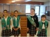 CP Girl Scouts earn award