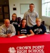 CPHS senior signs letter of intent