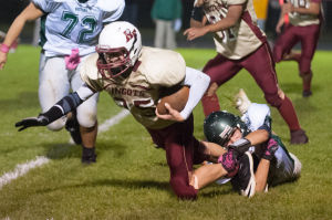 River Forest hands turnover-prone, shorthanded Whiting first defeat