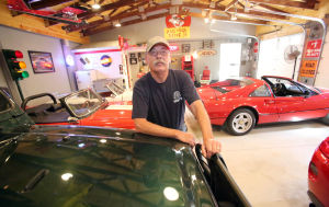 Local man cave gets national attention