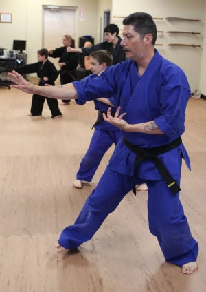 SMALL-BUSINESS SPOTLIGHT: Kempo Jujutsu Academy of Martial Arts, Dyer