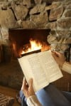 The joy of reading: Warm up this winter with a great book