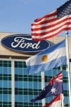 UAW trust fund to sell rights to rising Ford stock