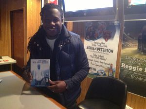 Former Bears running back pens book about his 'abilities'
