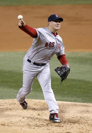 Peavy decent in return before Sox win it in 9th