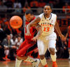 Illinois never trails Jacksonville St. in win