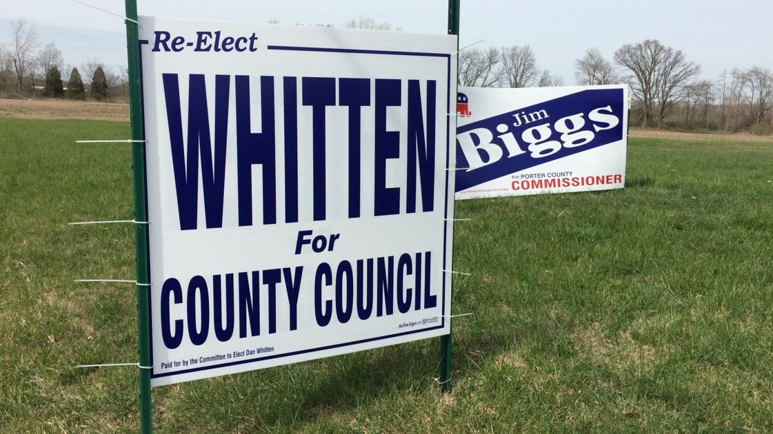 War chests building in porter county commissioner race for Laporte county building department