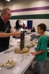 Earth Science Club hosts 43rd Fossil, Gem Show