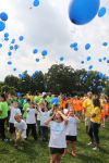 Great Futures Balloon launch takes off