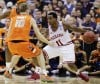 Top-seeded Hoosiers fall to Syracuse in Sweet 16