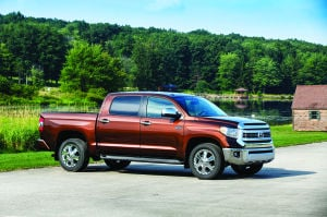 Toyota Tundra's redesign features style and capability