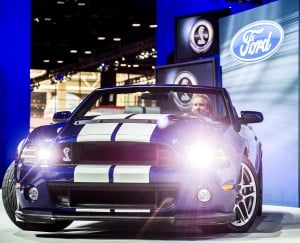 Consumers' auto show opens in Chicago