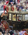Britain Royal Wedding Queen Coach