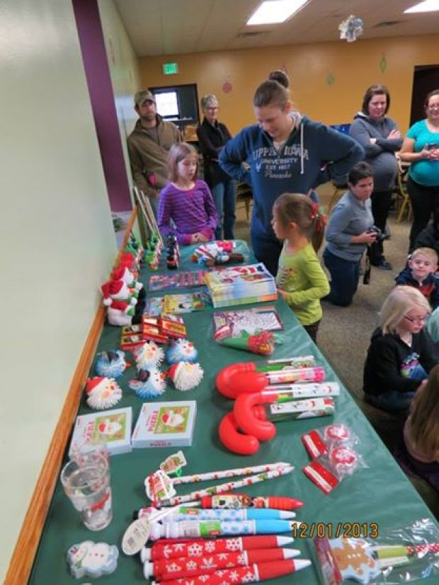 Dyer Parks offers fun family activities year round