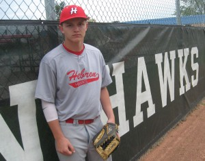 Moneta a voice of experience on young, talented Hebron baseball team