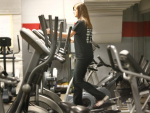 T.F. South students wake up to fitness, healthy habits