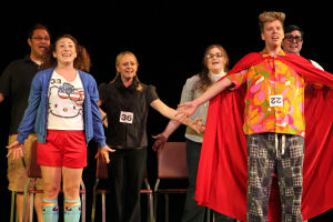 Crown Point Theatre hosts 'Spelling Bee'