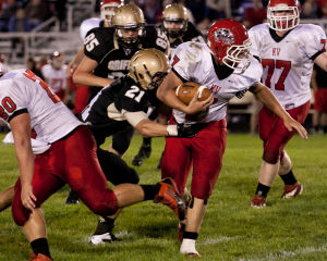 K.V. punishes Griffith's defense in NCC win