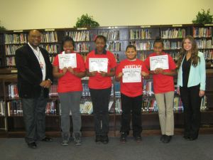 Lansing school announces March Excellence Award winners