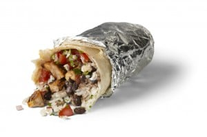Chipotle presents Boorito