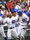 Rizzo's HR in 10th lifts Cubs over Cards