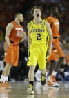 Spike Albrecht, Michigan Wolverines