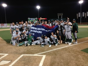 RailCats win American Association title