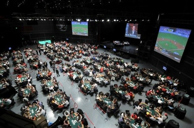 World Series of Poker returns to Horseshoe