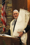 Munster congregation celebrates Holocaust scroll survival
