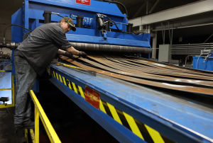 Metal Processing Corp. goes big