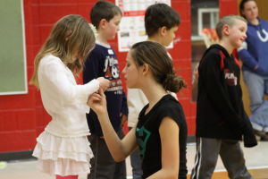 Hebron hosts second grade Reading and Science Night