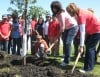 Lincoln Elementary plants trees in honor of 10-year-old Hammond boy