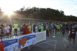 Hero Half Marathon races through Indiana Dunes