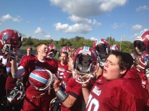 Hanover Central Wildcats cap undefeated JV season