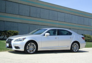 LS 600 stretches hybrid market