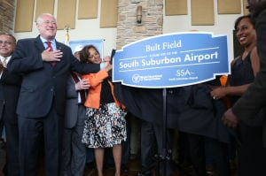 Quinn Sept. 23 forum will map airport plans, Quinn says
