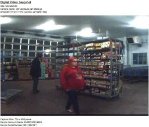 Portage police seek assistance in identifying theft suspects