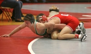 Crown Point wins wrestling regional with five champions