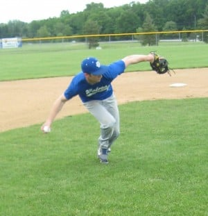 Wright's defense has been a mainstay for Boone Grove baseball team