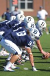 Fifth-year Butler senior Billy Bork making an impact away from the gridiron