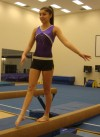 Hobart gymnast Madalyn Dominguez
