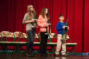 10 area students advance to March 8 spelling bee in Wheeler