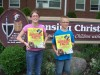 Lansing Christian School fifth-graders receive Citizenship Award