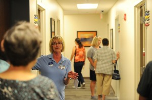 Residents get first look at new HealthLinc facility