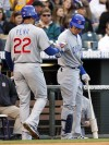 Coleman, Castro lead Cubs past Rockies