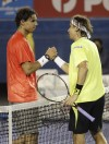 Nadal loses, hopes over for 4 Slams in a row  